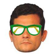 Máscara Sergio Moro
