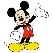 Mini Painel Mickey E.V.A
