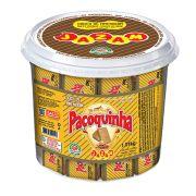 Paçoca Paçoquinha Pote - 1,01kg