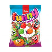 Pirulito Funny Pop Frutas 600g
