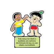 Placa Direito a Igualdade