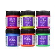 Tinta Facial Neon Color Make