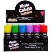 Tinta Pinta Cabelo Fluorescente POPPER - Cores