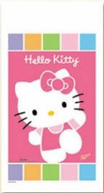 Sacola Surpresa Hello Kitty c/ 8 unid.