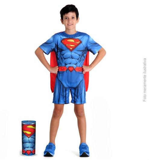 Fantasia Super Homem Pop