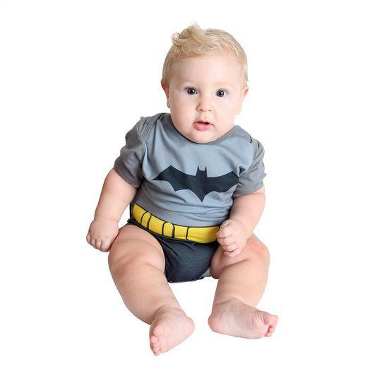 Fantasia Body Verão Batman