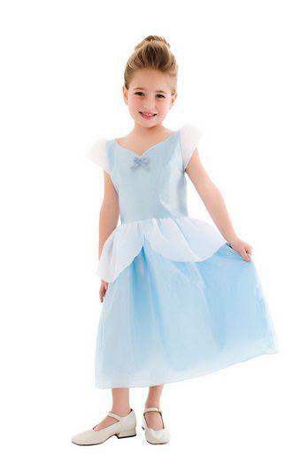 Fantasia Princesa Cristal Básica - Infantil