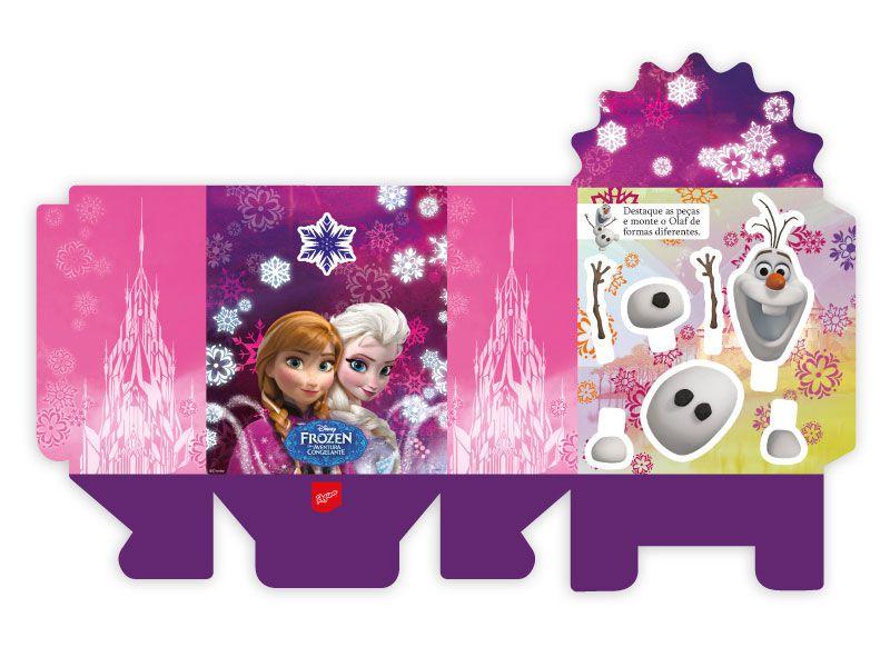 Caixa Surpresa Frozen