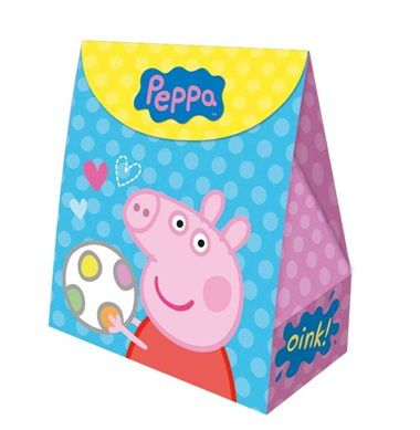 Caixa Surpresa Peppa Pig c/ 8 unid.