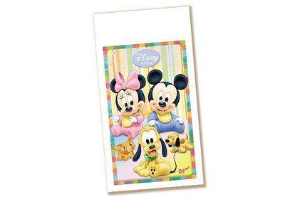 Sacola Surpresa Baby Disney c/ 8 unid.