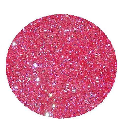Gliter PVC 500g - Pink
