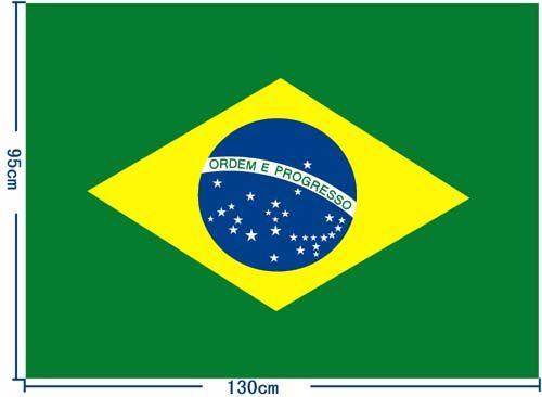 Bandeira do Brasil 95x1,30