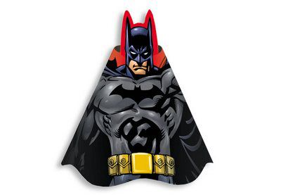 Chapéu de Aniversário Batman c/ 8 unid.