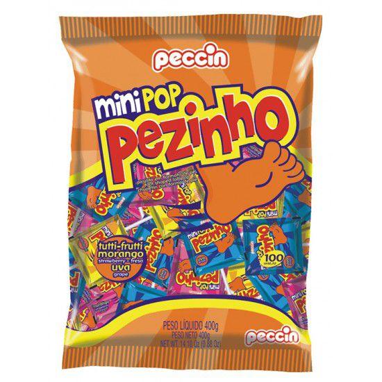 Pirulito MiniPop Pezinho  200g