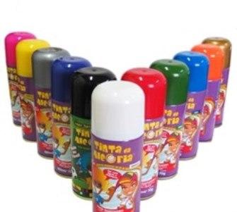 Tinta da Alegria Spray para Cabelo 120ml