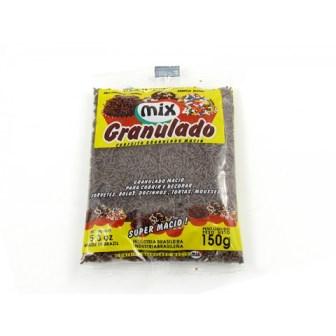 chocolate granulado