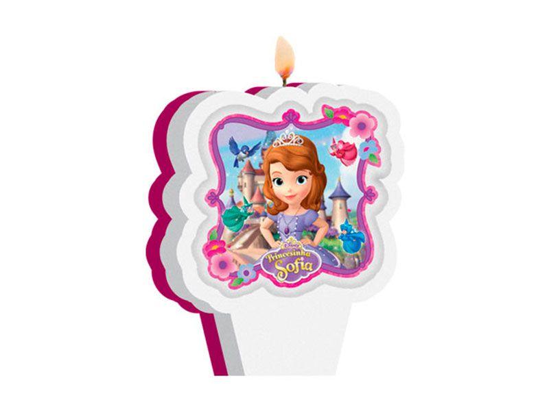 Vela Princesa Sofia
