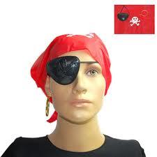 Kit Pirata c/ 03 unid.