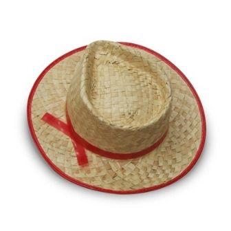 Chapéu de Palha Malandro
