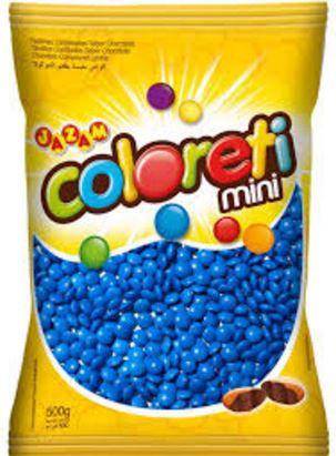 confete mini- 500g
