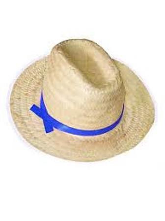 Chapéu de Palha Liso