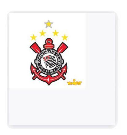 Guardanapo Corinthians c/ 16 unid.