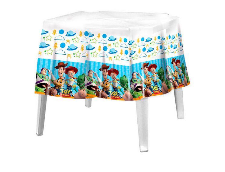 Toalha de Mesa Toy Story