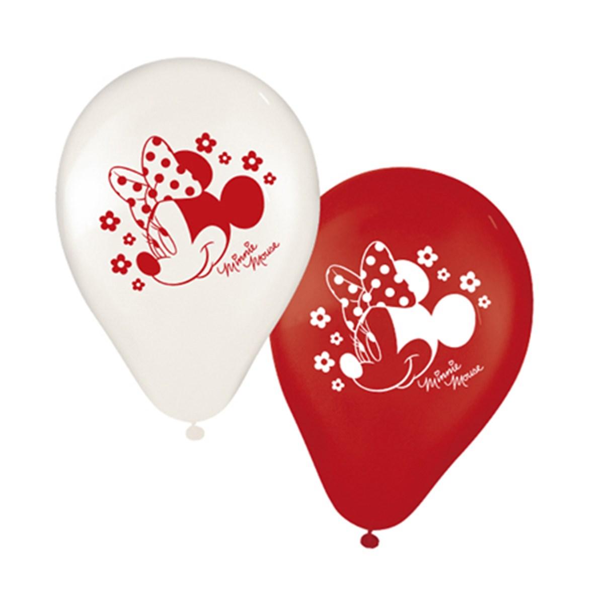 Balão Red Minnie