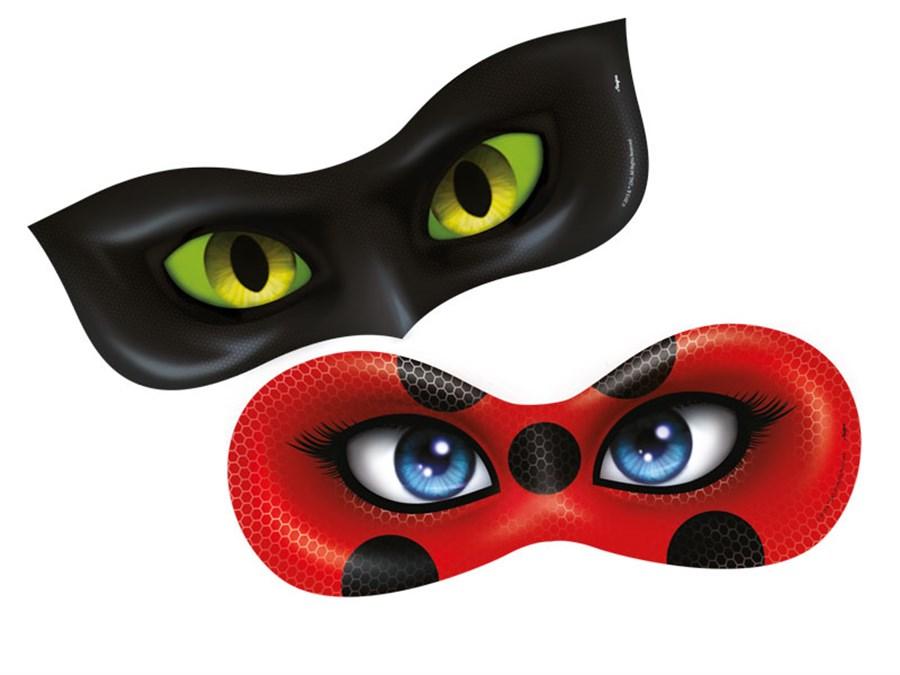 Máscara Miraculous