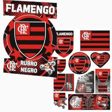 Kit Decorativo Flamengo