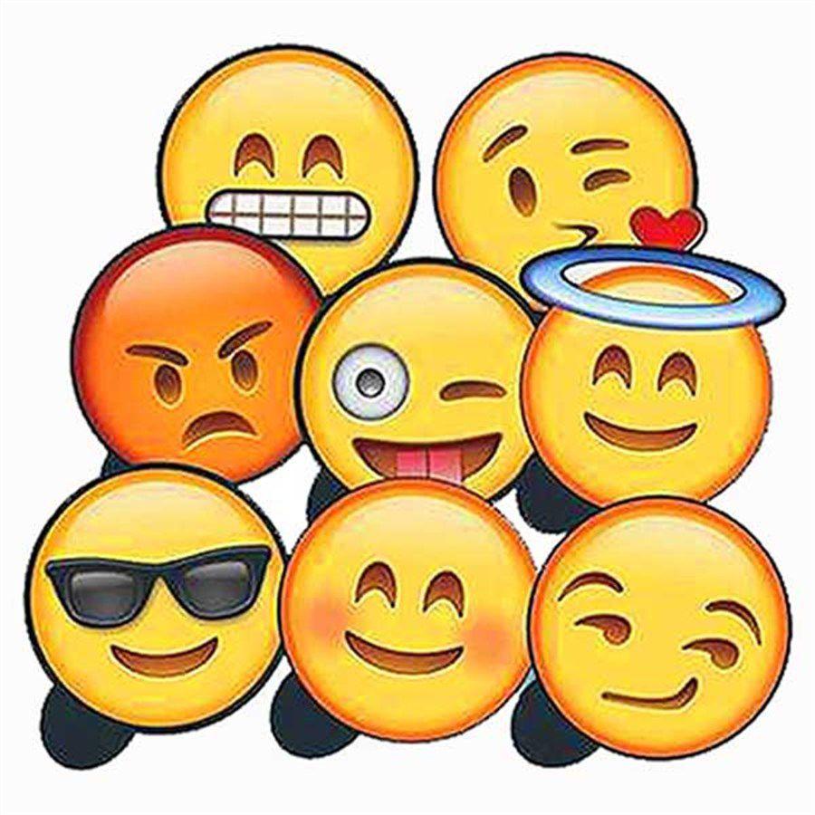 Plaquinhas Emoji