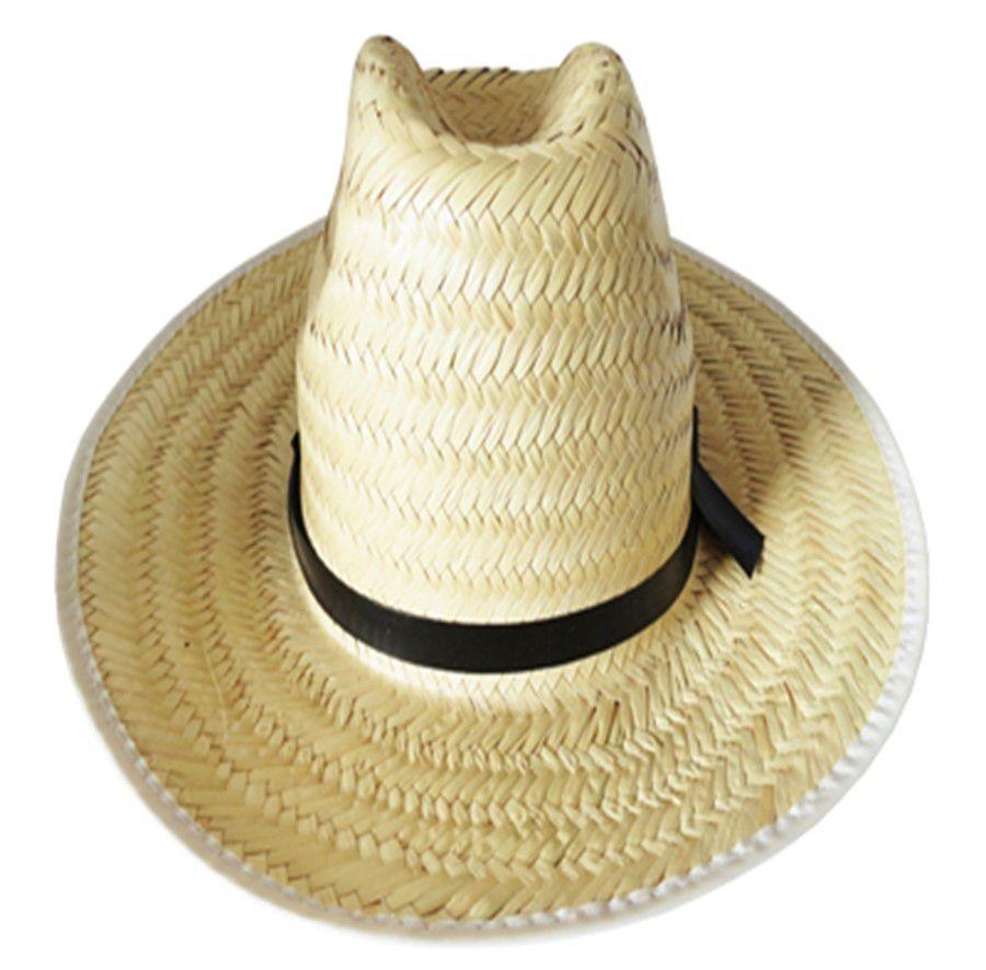 Chapéu Palha Tropeiro Simples