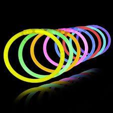 Pulseira de Neon com 100un.