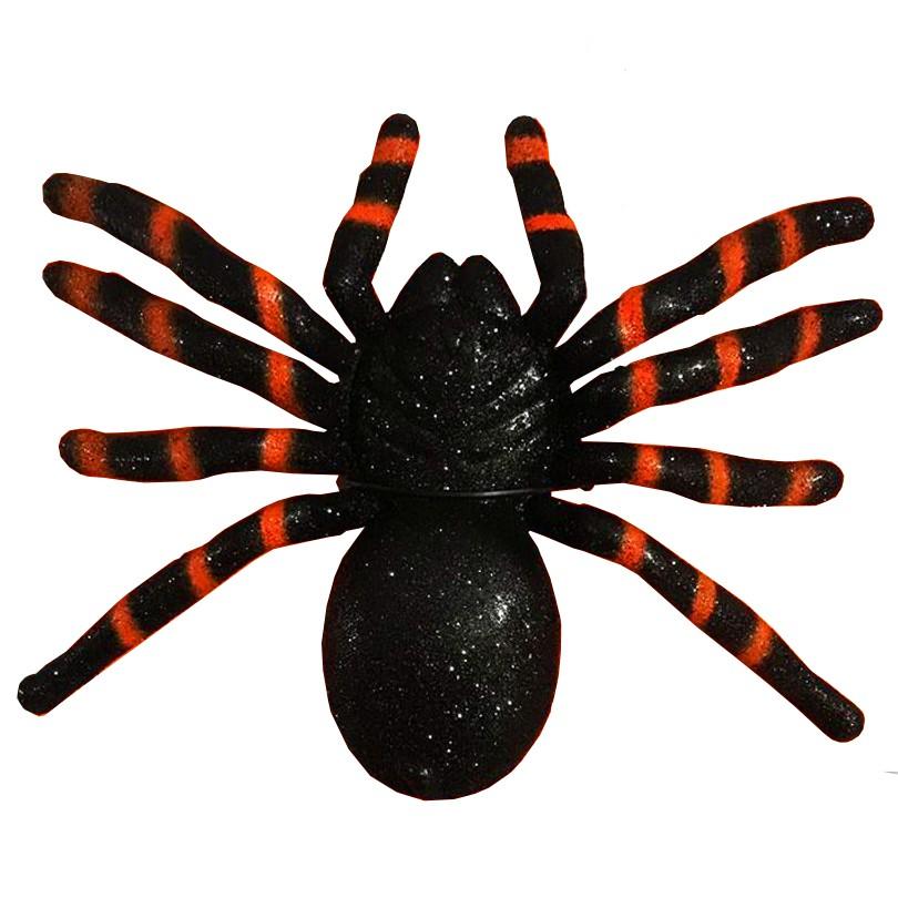 Aranha Brilhante - Enfeite - Halloween