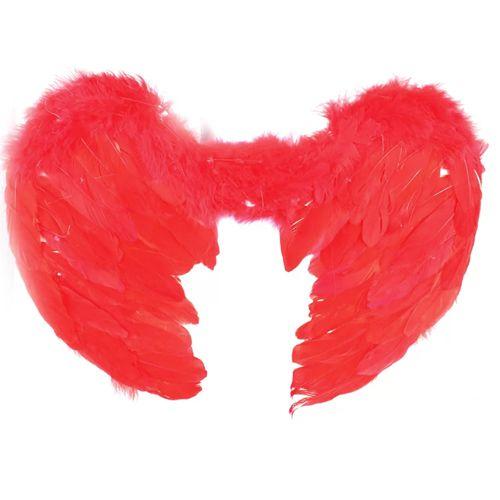 Asa de Anjo Vermelha