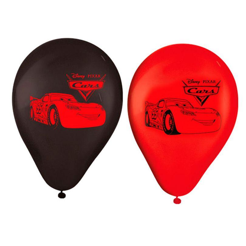 Balão Carros - 25 Unidades
