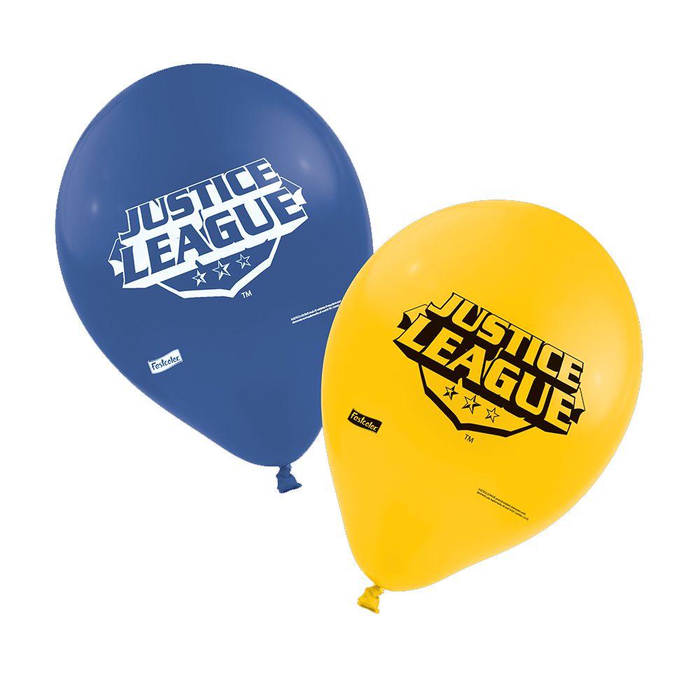Balão Liga da Justiça