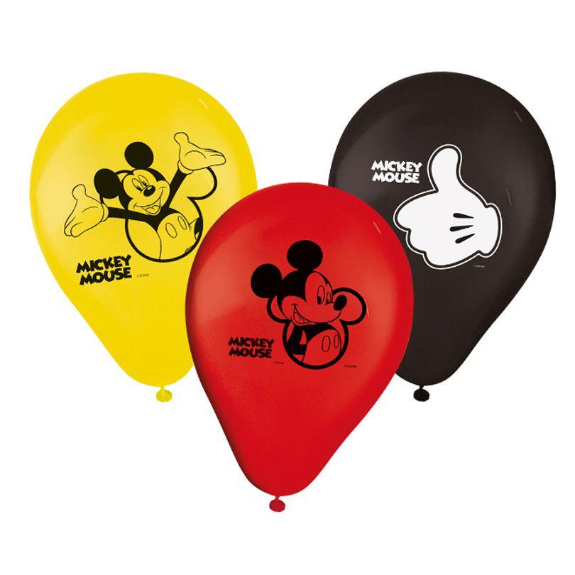 Balão Mickey - 25 unidades