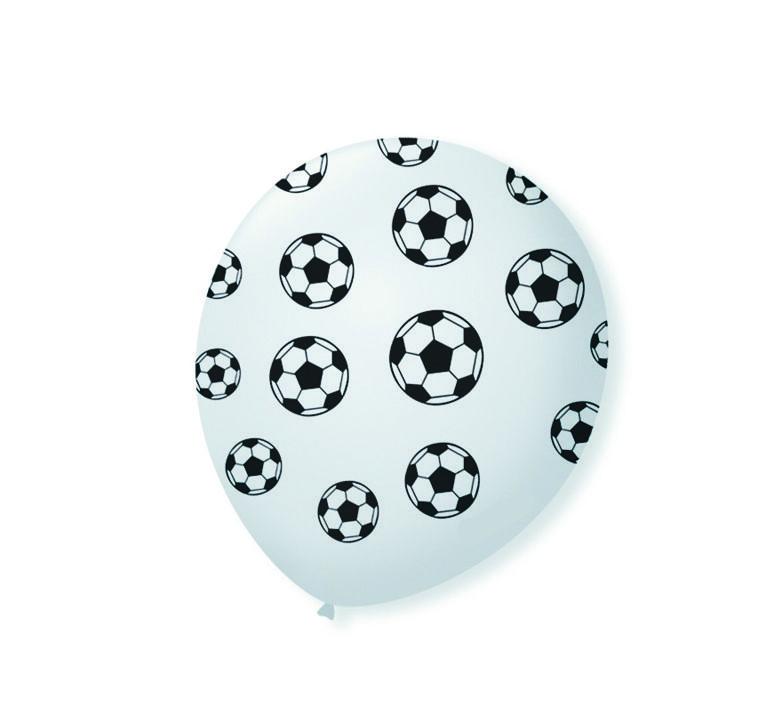 Balão Temático Bola de Futebol