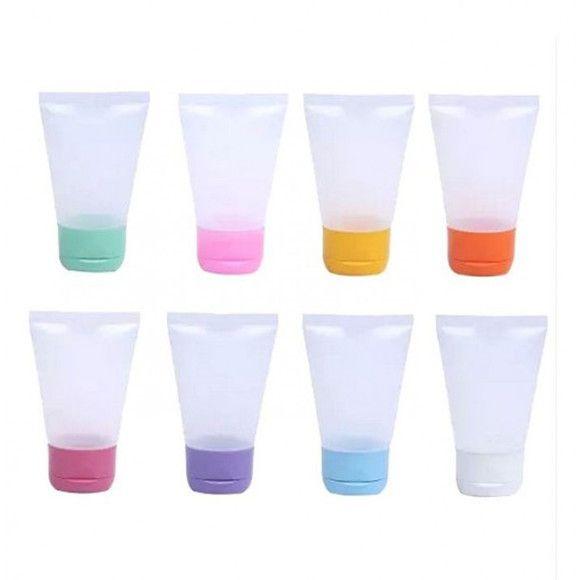 Bisnaga para álcool gel 30 ml