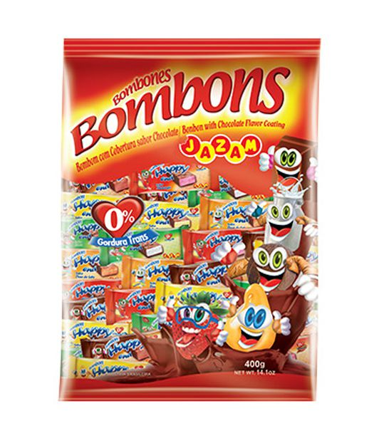 Bombons Bombones Sortidos 400g