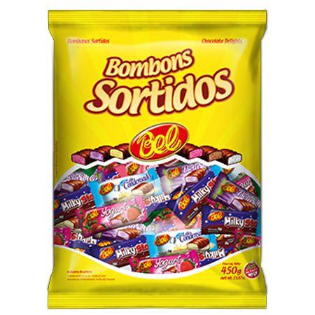 Bombons Sortidos - 450g