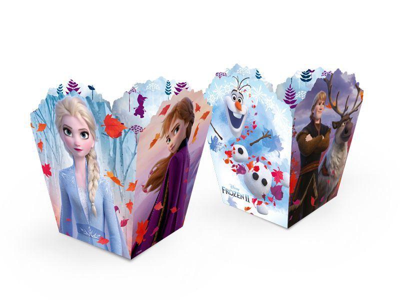 Cachepot Pequeno Frozen II - 08 unidades