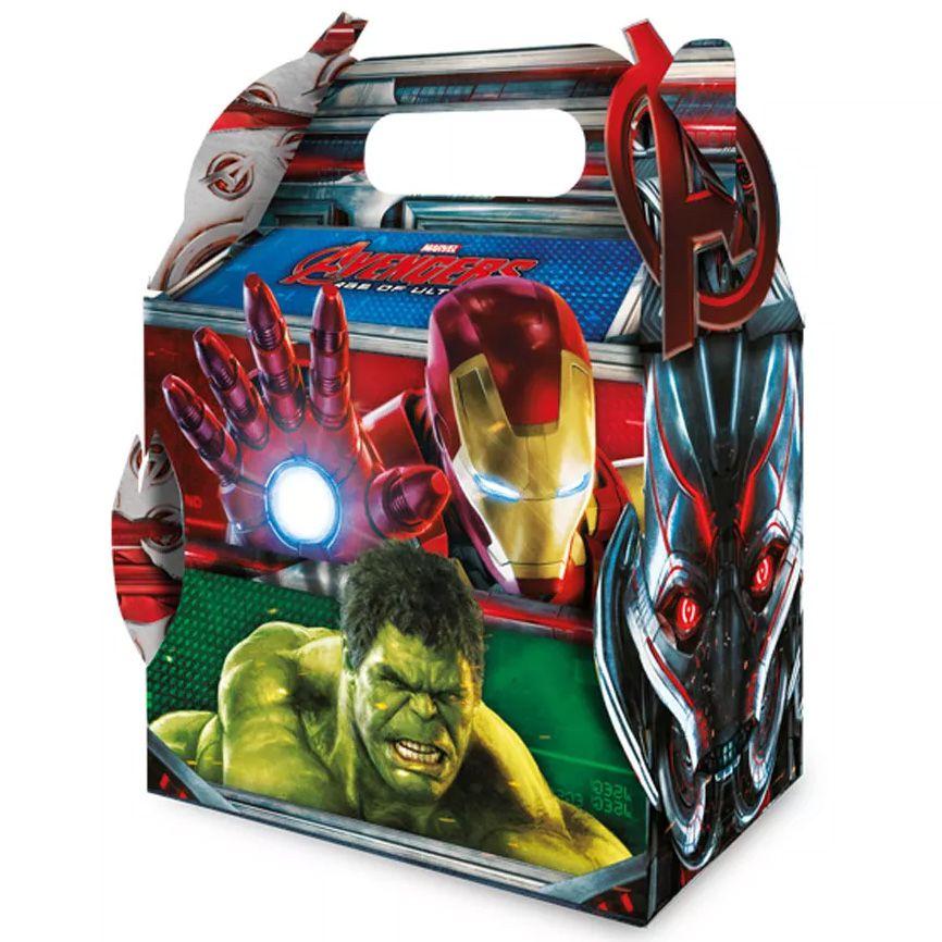 Caixa Supresa Vingadores A Era de Ultron - 30 unidades