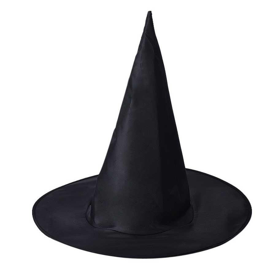 Chapéu de Bruxa - Preto