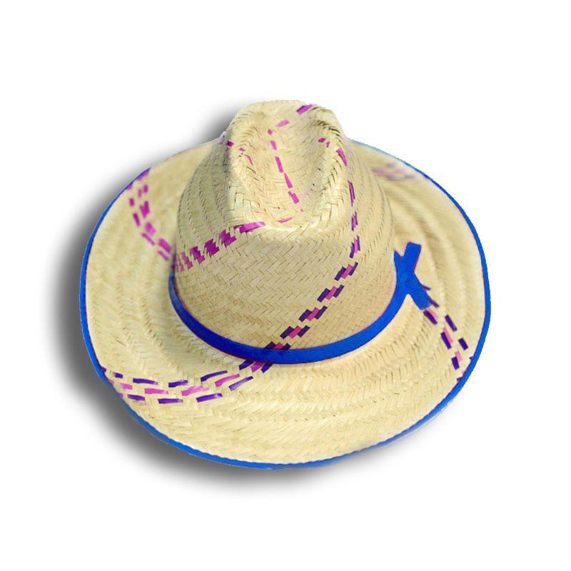 Chapéu Texano Listra