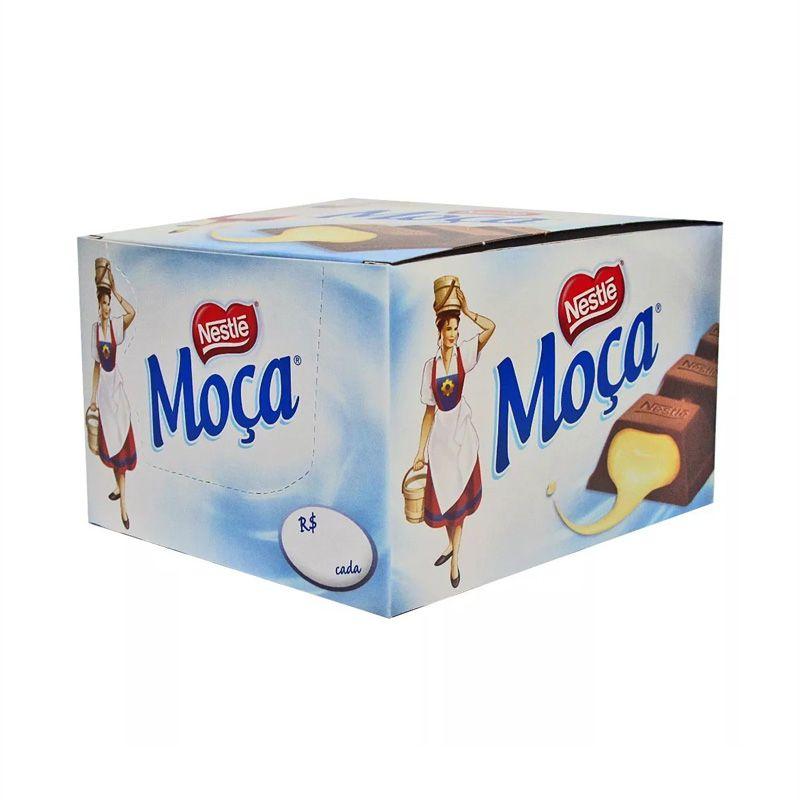Chocolate Moça Nestlé