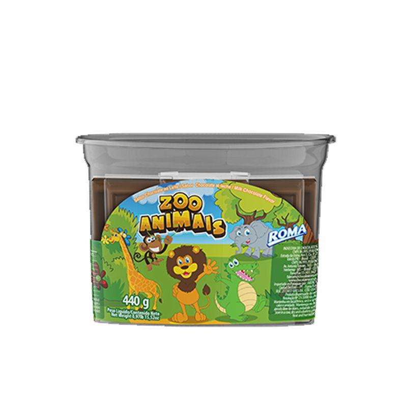 Chocolate Zoo Animais
