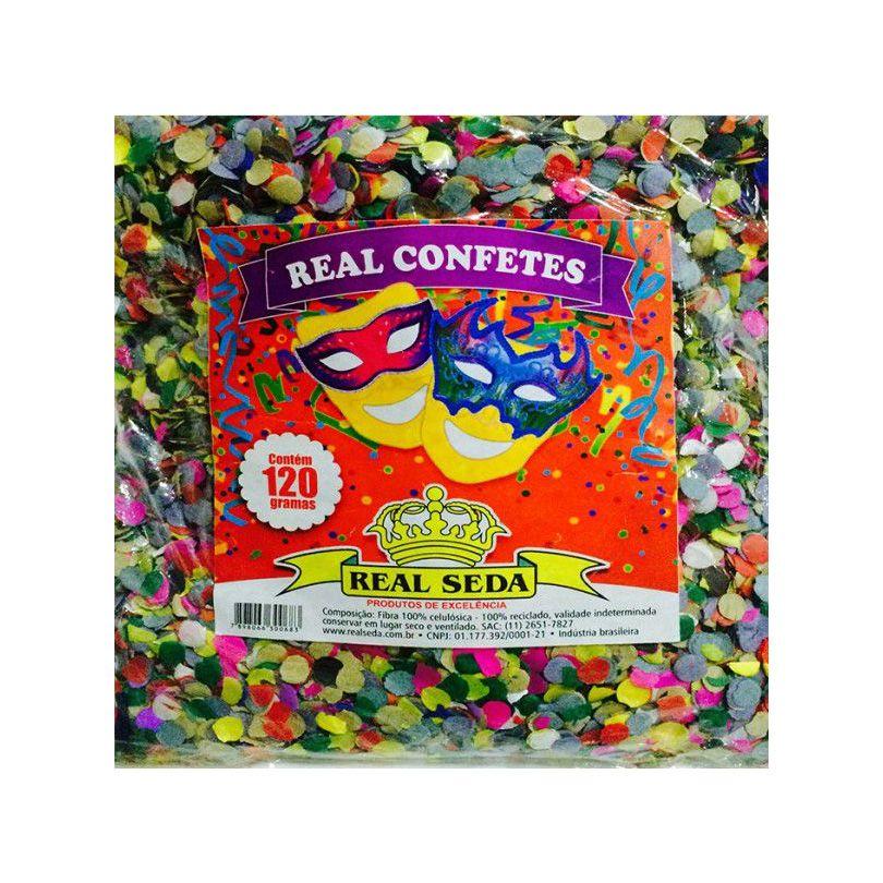 Confetes de Carnaval 120g