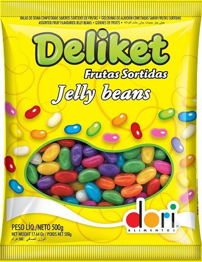 Deliket - Jelly Beans - 500g